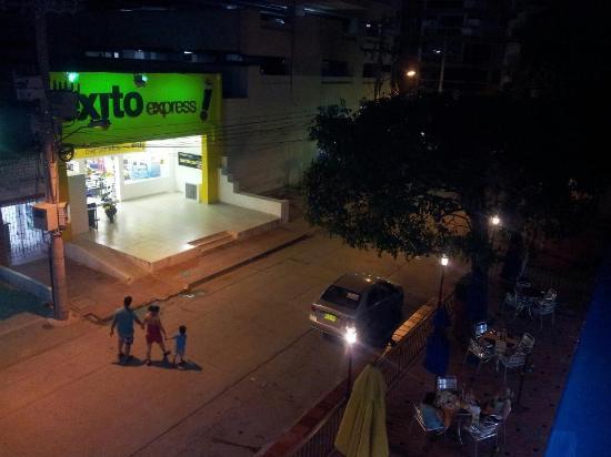 Hotel Arhuaco: exito