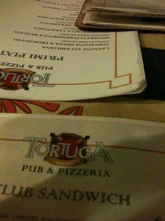 Pizzeria Tortuga