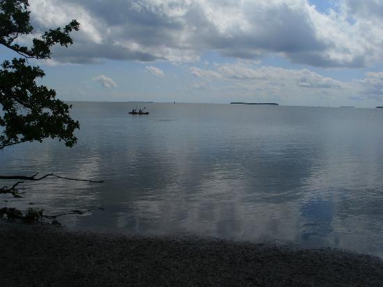 Flamingo Visitor Center: Florida Bay