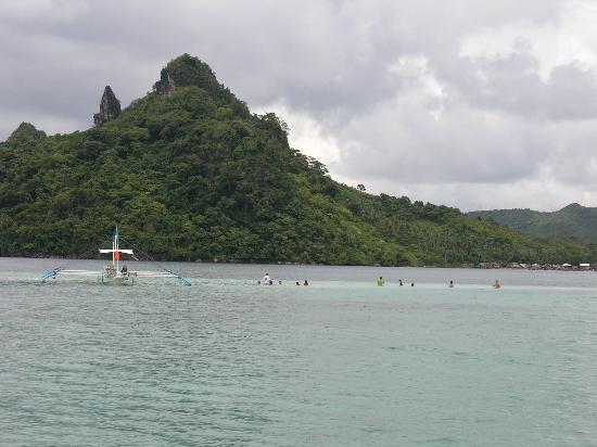 Banana Island: Snake Island, El Nido, Palawan