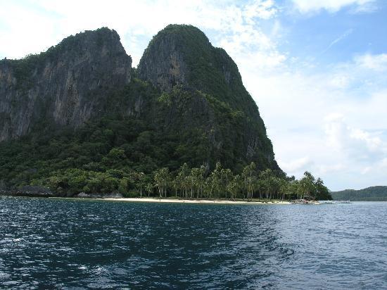 Banana Island: Cadlao Island, El Nido, Palawan, Philippines