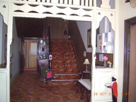 Sonbern Lodge Motel: Reception