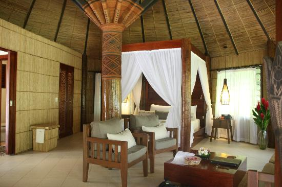 Matangi Private Island Resort: Our Room