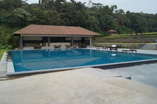 Awesome outdoor pool picture of taj madikeri resort spa coorg madikeri tripadvisor Hotels in coorg with swimming pool