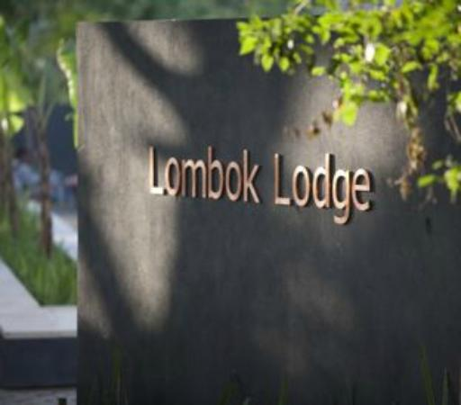 The Lombok Lodge.