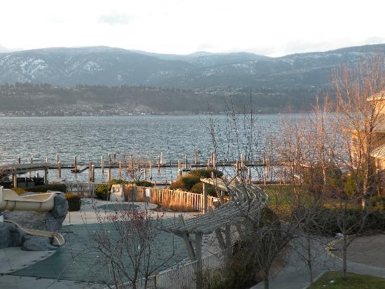 Hotel Eldorado: Okanagan Lake