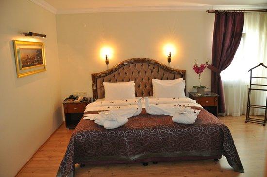 İstanbul Hotel Bulvar Palas Executive room
