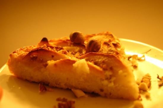 Tarte aux Pommes / Apple Pie by Place des Sens
