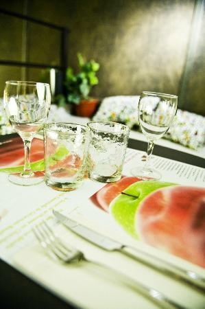 Place des sens : A table !