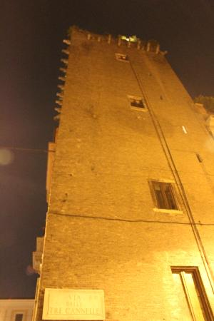 Residenza Torre Colonna: The Tower