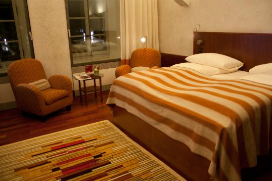 Angleterre & Residence Hotel: Room