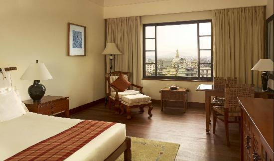Hyatt Regency Kathmandu: Stupa View Room