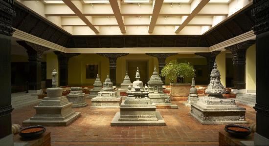 Hyatt Regency Kathmandu: Temple Court