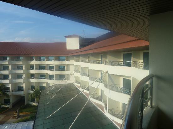 Swiss-Garden Beach Resort Kuantan: view from room