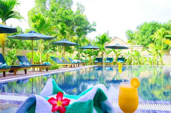 La Magnolia d'Angkor Boutique: Relax and Refresh