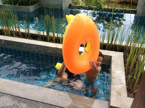 ไมด้า เดอ ซี หัวหิน: The pool