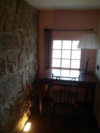Hotel Bellavista: angolo scrittoio