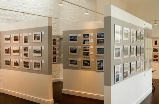 Global Images Gallery: Exhibitions on Display inside the Gallery