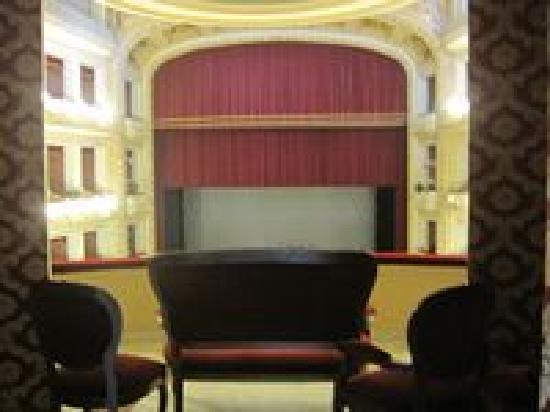 Teatro Francesco Cilea : vista da un palco