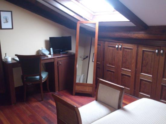 Hotel Rua Villar: habitación