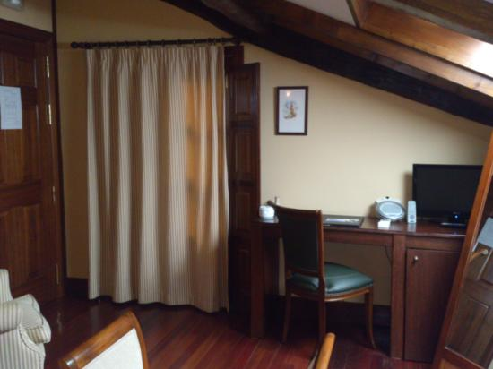 Hotel Rua Villar: escritorio