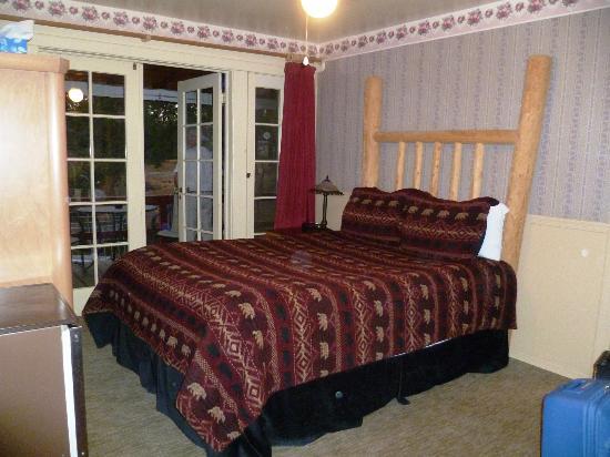 Sierra Sky Ranch: Une chambre