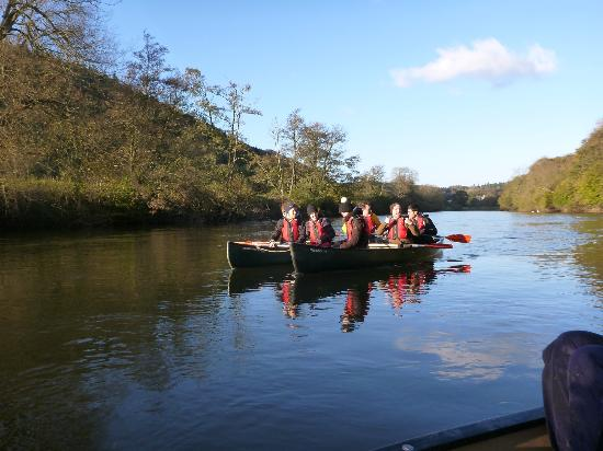 Monmouth Canoe and Activity Centre