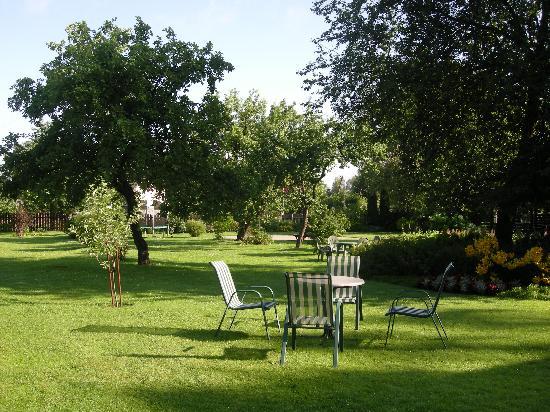Livonija: the garden where you can relax