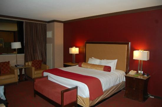Harrah's Resort Atlantic City: Cama King Size