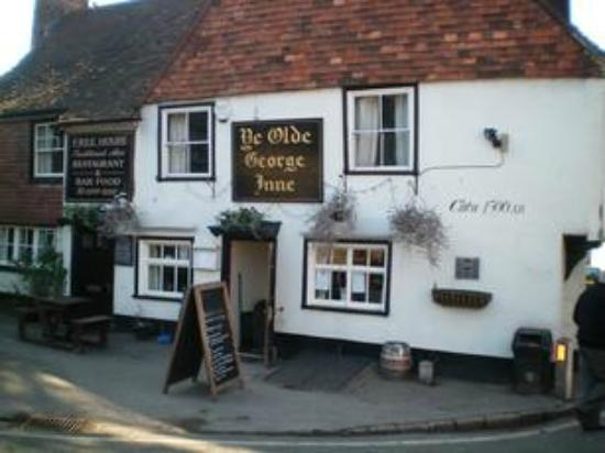 Shoreham, UK: Ye Olde George Inne