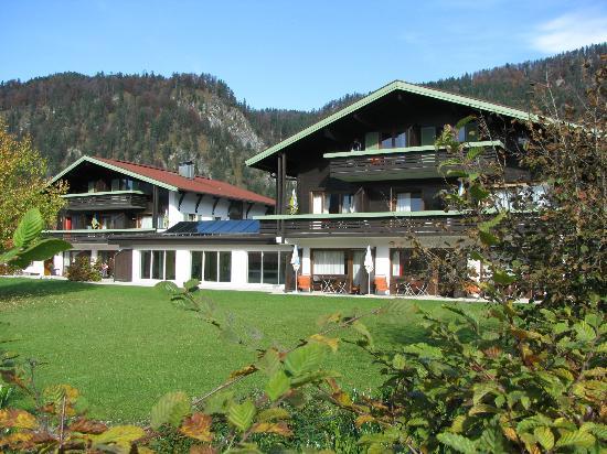 Hotel Zum Postillion: Zum Postillion - Gartenseite