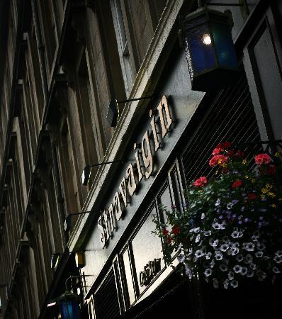 Photo of English Restaurant Stravaigin at 28 Gibson Street, Glasgow G12 8NX, United Kingdom
