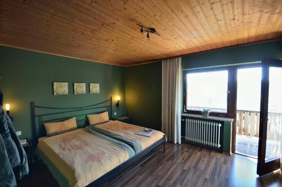 Villa Montara Bed & Breakfast: Das Zimmer