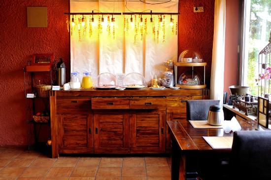Villa Montara Bed & Breakfast: Frühstücksraum