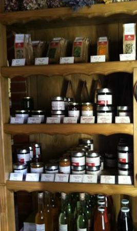 Pri Kovacniku: Products of the farm