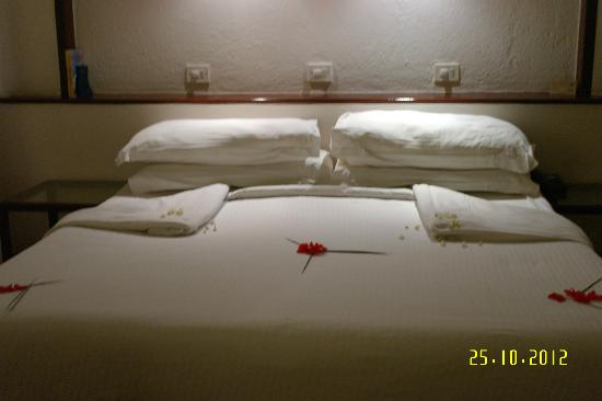 Marari Beach Resort: Bed