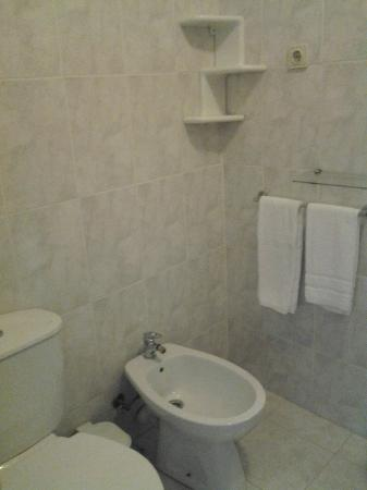 Residencial Triunfo: Twin room