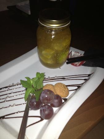 Smile Tree: cocktail amaretto di Saronno con marmellata di castagne