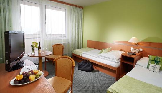 Orea Resort Santon: Twin room