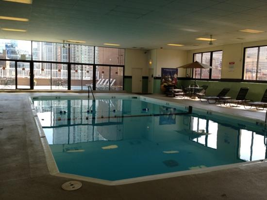 BEST WESTERN River North Hotel : the pool
