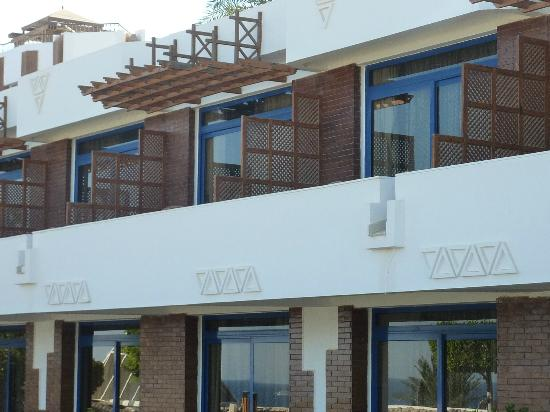 Dessole Pyramisa Sharm El Sheikh Resort: Our room