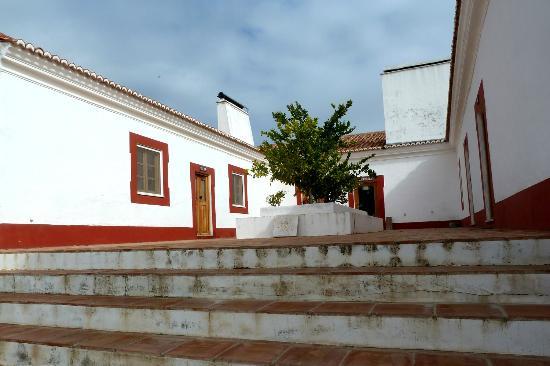Monte do Carmo Hotel Rural: Entrada principal