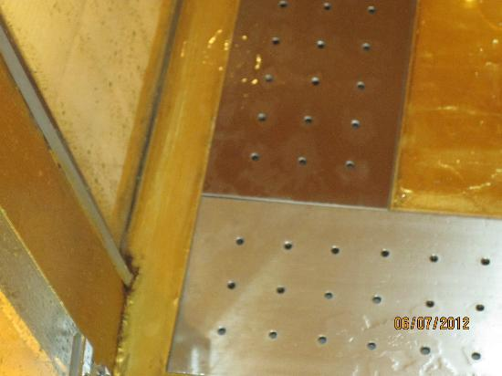 SINA Centurion Palace: douche pas prope