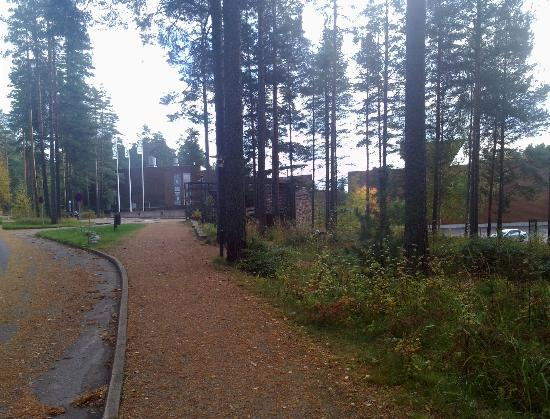 Lusto - Suomen Metsämuseo: Forest Museum Lusto