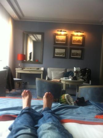 호텔 로체스터 샹젤리제 사진