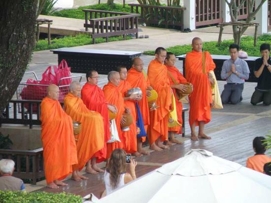 Le Meridien Chiang Rai Resort: 4th Birtday Blessing