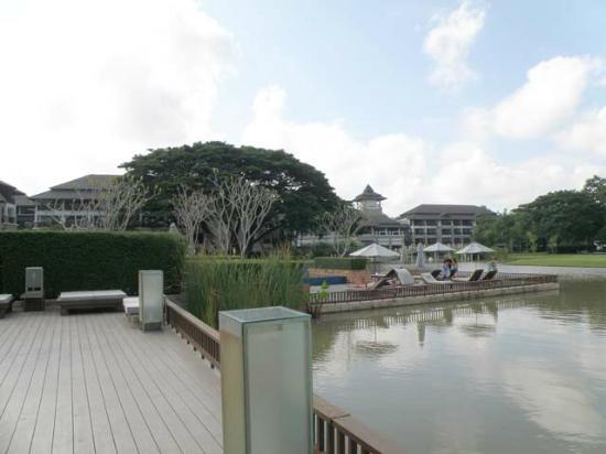 Le Meridien Chiang Rai Resort: Grounds