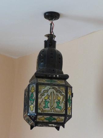 Chems Le Tazarkount: Hauptsache, es brennt Licht