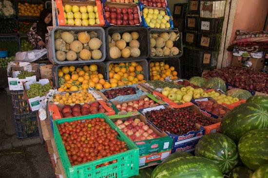 fruit shop ouarzazate