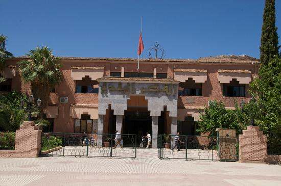 city hall Ouarzazate